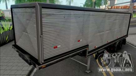 Semi-trailer v2 para GTA San Andreas