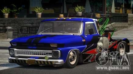 Chevrolet C10 60S L1 para GTA 4