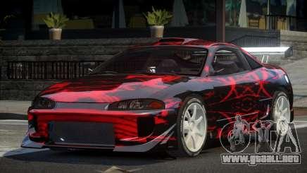Mitsubishi Eclipse 90S PJ10 para GTA 4