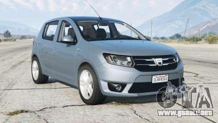 Dacia Sandero 2013 para GTA 5