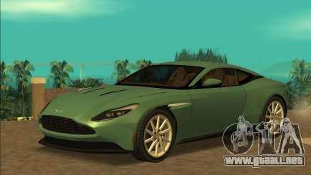 Aston-Martin DB11 17 para GTA San Andreas