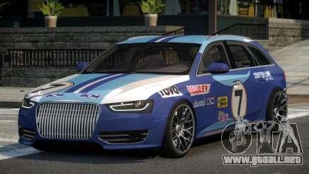 Audi RS4 BS-R PJ3 para GTA 4