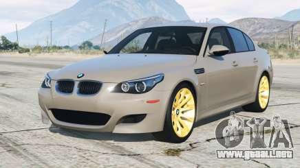 BMW M5 (E60) 2006〡añadir a todos para GTA 5