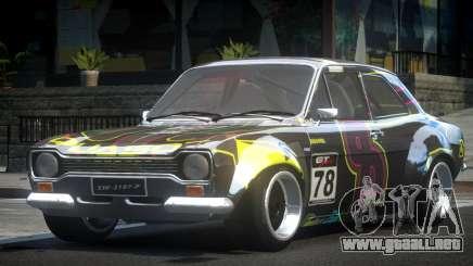 Ford Escort Urban Racing PJ10 para GTA 4