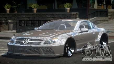 Mercedes-Benz SL65 PSI V1.2 para GTA 4