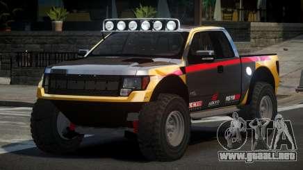Ford F150 SP Off Road L6 para GTA 4