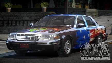 Ford Crown Victoria 90S L1 para GTA 4