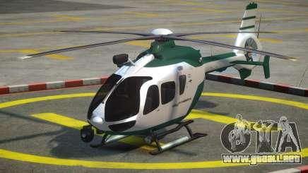 Eurocopter EC135 para GTA 4
