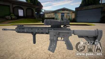 M27 para GTA San Andreas
