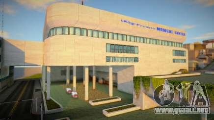 Centro de SF_Medical para GTA San Andreas
