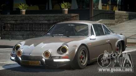 Renault Alpine A110 para GTA 4