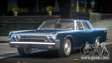 Lincoln Continental 60S para GTA 4