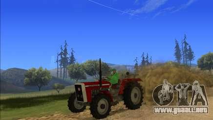 Massey Ferguson 4X4 por Harinder Mods para GTA San Andreas