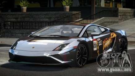 Lamborghini Gallardo BS Custom L7 para GTA 4