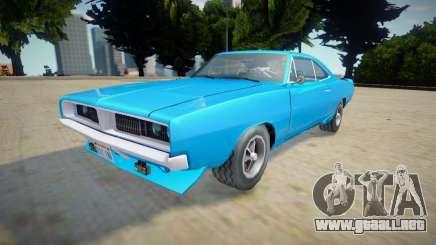 Dodge Charger RT 1970 - Improved para GTA San Andreas