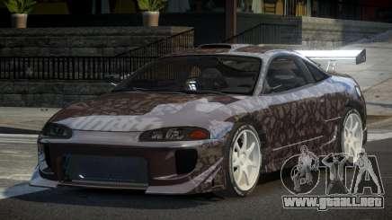 Mitsubishi Eclipse 90S PJ2 para GTA 4