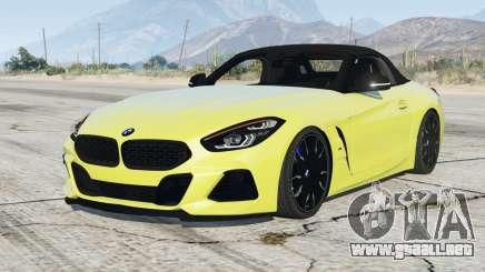 BMW Z4 M40i (G29) 2018〡add-on v1.1 para GTA 5