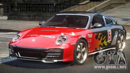 Porsche 911 GST-C PJ9 para GTA 4