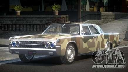Lincoln Continental 60S L7 para GTA 4