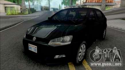 Volkswagen Gol G6 VehFuncs para GTA San Andreas
