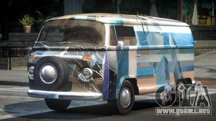 Volkswagen Transporter T2 70S L3 para GTA 4