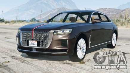 Hongqi H9 2020 para GTA 5