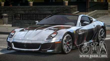 Ferrari 599 GST-R L3 para GTA 4
