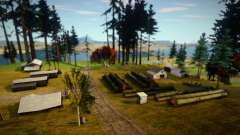 Sawmill from Panopticon para GTA San Andreas