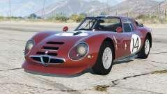 Alfa Romeo Giulia TZ2 (105) 1965〡add-on para GTA 5