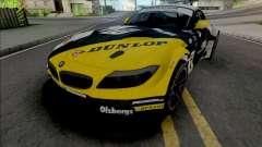 BMW Z4 GT3 Dunlop