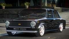 Fiat 124 SP Tuned