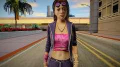 Yui Kimura Skin para GTA San Andreas