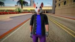 Rat (Summer DLC Skin) para GTA San Andreas