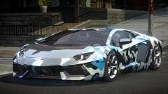 Lamborghini Aventador BS-S L8 para GTA 4