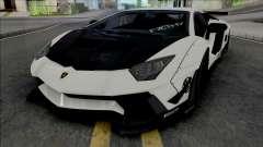 Lamborghini Aventador LP700-4 LB Limited Edition para GTA San Andreas