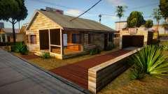 El nuevo hogar de Big Smoke (buena calidad) para GTA San Andreas