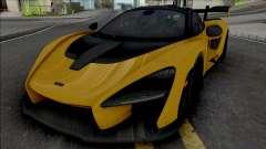 McLaren Senna para GTA San Andreas