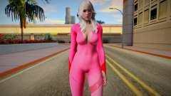 Aphrodite (good skin) para GTA San Andreas
