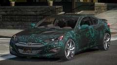 Hyundai Genesis GST Drift L8