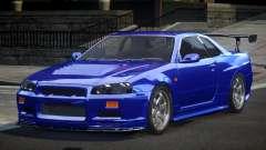 Nissan Skyline R34 BS U-Style