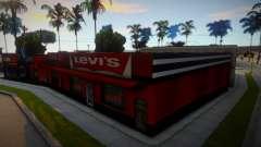Actualización de la tienda Binco para GTA San Andreas