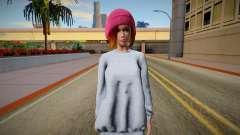 Marie Rose Casual (good skin) para GTA San Andreas