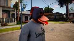 Rutger Mask For Cj para GTA San Andreas