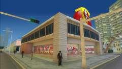 KFC Mod para GTA Vice City