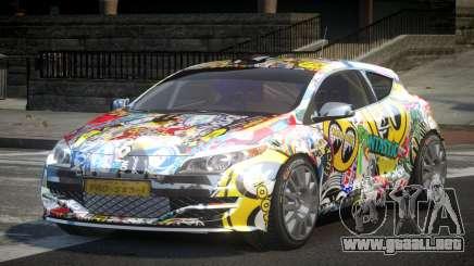 Renault Megane PSI-R PJ8 para GTA 4