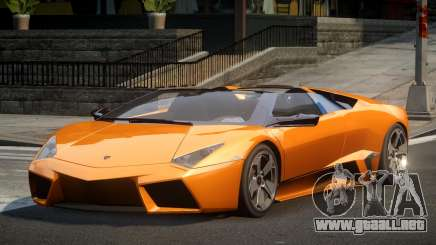 Lamborghini Reventon Qz7 para GTA 4