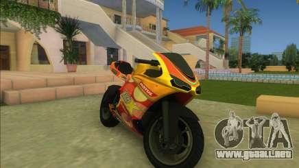 GTA v Bati (amarillo-naranja) para GTA Vice City