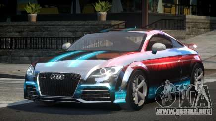 Audi TT PSI Racing L10 para GTA 4