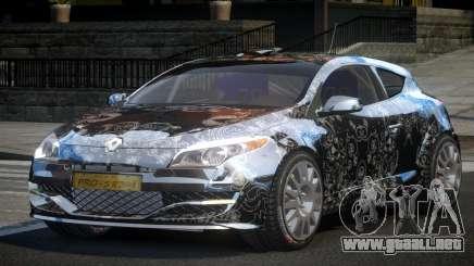 Renault Megane PSI-R PJ6 para GTA 4