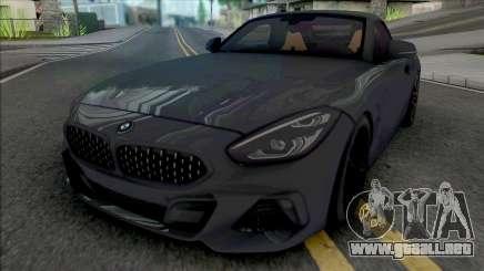 BMW Z4 M40i [HQ] para GTA San Andreas